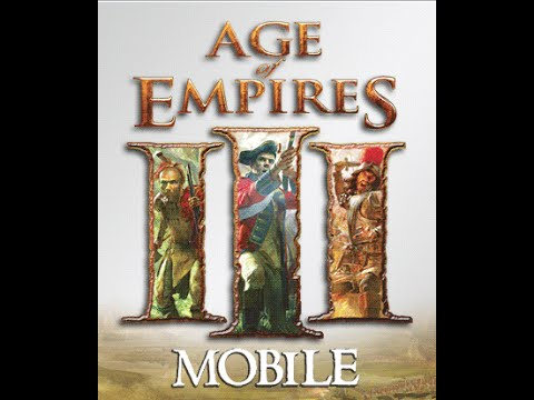 Age Of Empires III Mobile GSM Java Mobile Phone Game