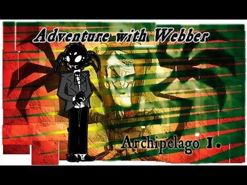 Don't Starve RoG - Adventure with Webber (Archipelago 1.)