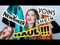 Fashion Haul / Shein, New Yorker, Yoins, PPZ