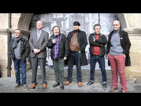 Presentación da nova película de Ignacio Vilar