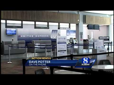 Monterey airport delays investigated