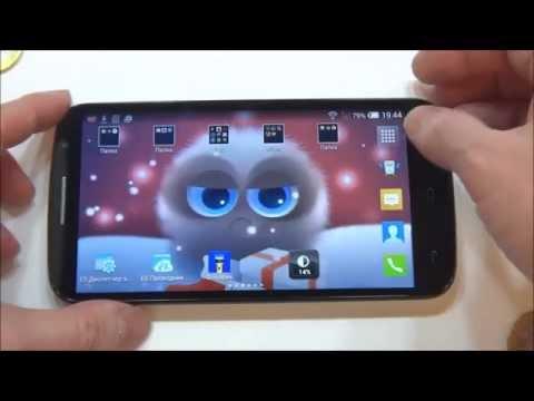 Alcatel One Touch POP S9 - итоговый обзор, демонстрация работы