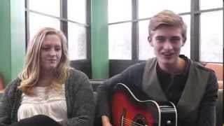 Some Kind of Beautiful by Tyler Ward and Lindsey Stirling - Justin Brown and Trisha Sutton Cover
