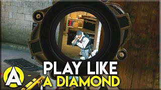 One of Aculite's most viewed videos: PLAY LIKE A DIAMOND! - Rainbow Six: Siege