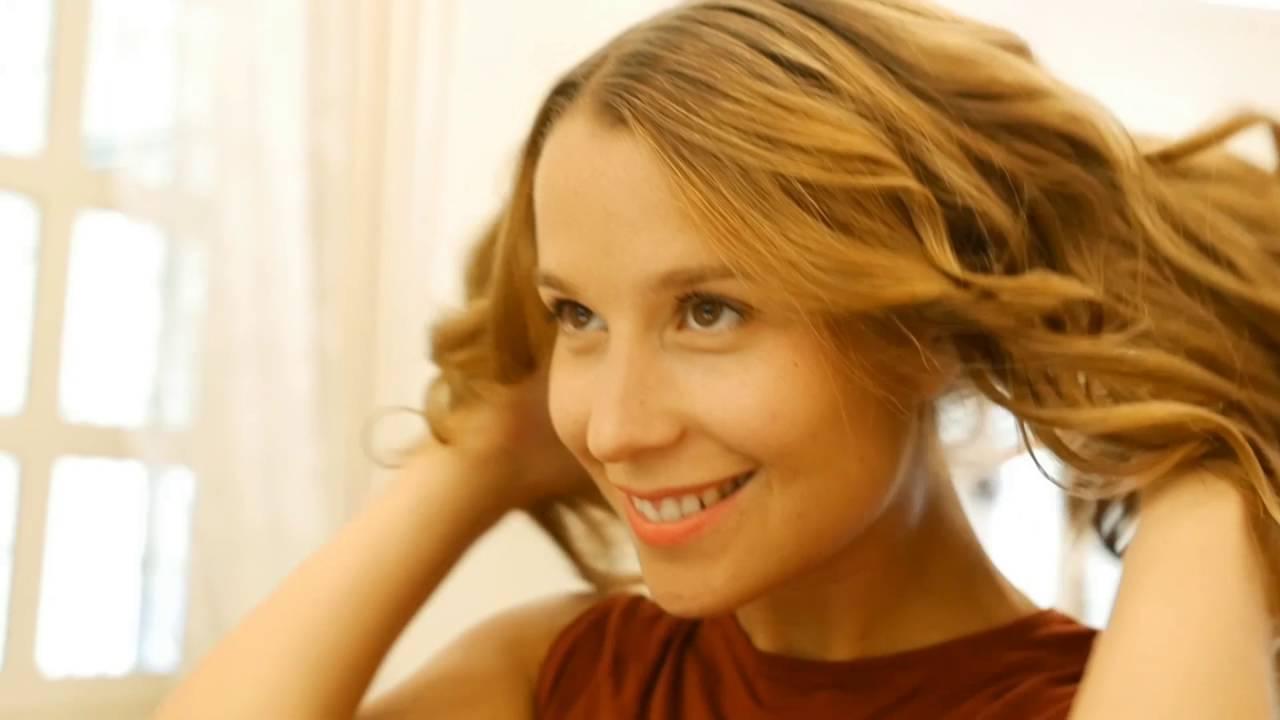 Rowenta So Curls tutorial - 3 egyszerű frizura Huszka Petra mesterfodrásztól 50be14f53b