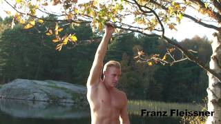 Swedish fitness hunks, by Franz Fleissner 2010