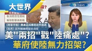 中美貿易談判重啟! 美國