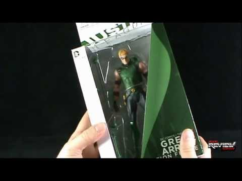 Toy Spot - DC Collectibles Justice League The New 52 Green Arrow