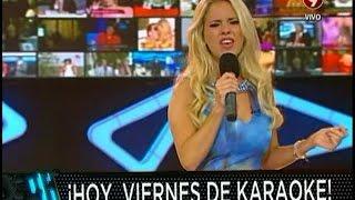 ¡Hoy, viernes de karaoke! - Alejandra Maglietti