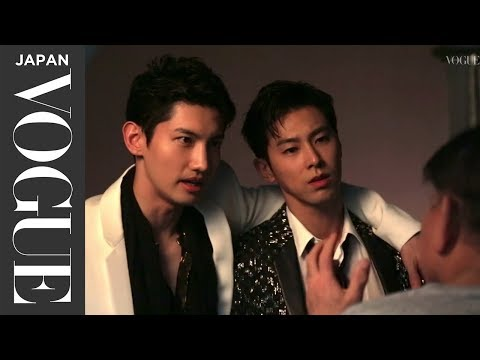 【映像・写真・記事】『VOGUE JAPAN』2018年4月号