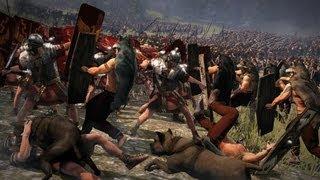 Rome II Total War: Legionen - Alle Infos zu Armeen - Senatoren und Generäle