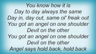 Rollins Band - Let That Devil Out Lyrics