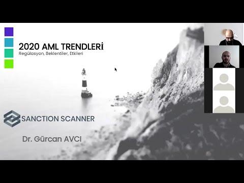 [TR] 2020 AML Trends - Webinar   Sanction Scanner