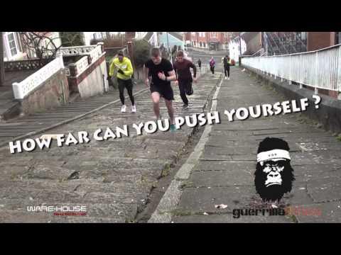 Guerilla Fitness Challenge