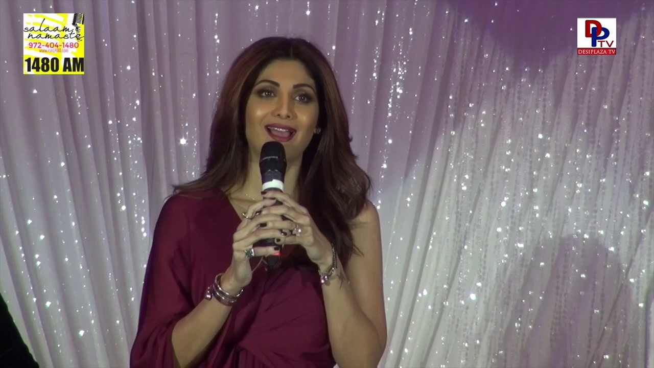 """Don't give power to the women"" - Shilpa Shetty shocking comments at Women Empowerment Gala 
