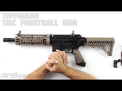 Tippmann TMC Paintball Gun - Maintenance/Repair