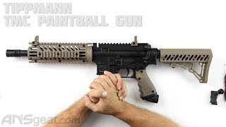 Tippmann TMC Paintball Gun - Maintenance/Repair