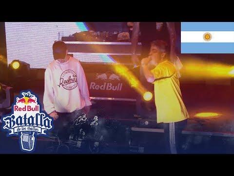 CROW vs NACHO – Cuartos: Semifinal Buenos Aires-Día 2, Argentina 2018