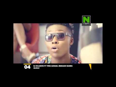 NIGERIA TOP 20 : COUNTDOWN FROM NO 5 TO NUMBER 1(WEEK 14)