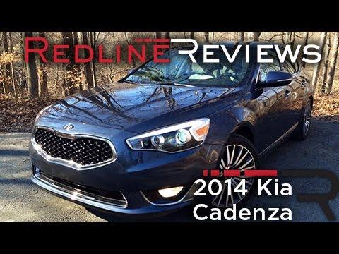 2014 Kia Cadenza – Redline: Review