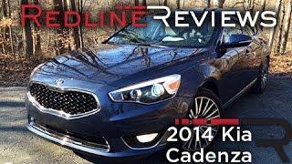 Kia Cadenza 2014 Videos