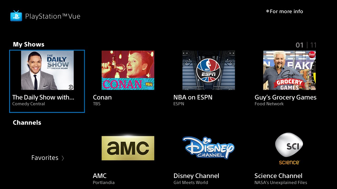Review: PlayStation Vue on Roku - Cord Cutters News
