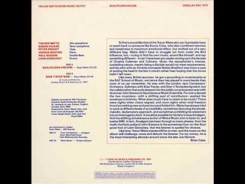 Trevor Watts Moire Music Sextet - Saalfelden Encore - 02 - Don't Stop Now
