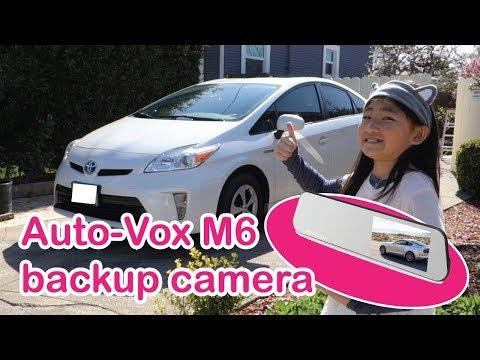 Auto-vox M6 Installation Toyota Prius Part 1