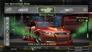 Need For Speed Underground 2 Audi A3 Tuning By RASTAKITTEN