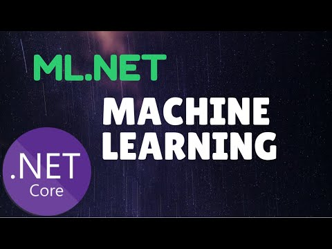 Machine Learning (ML.NET) in ASP.NET Core 3.0 thumbnail