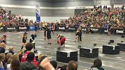 CrossFit Games, West Regionals, Event 6, Portland OR - June 4 2017