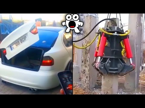 Amazing Machines & Inventions You Have To See