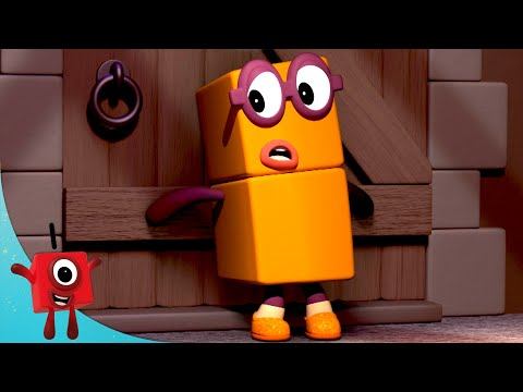 Numberblocks - The Wrong Number | Learn to Count | Learning Blocks