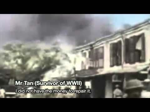 The Singapore Story Japanese Occupation of Singapore 1942  1945