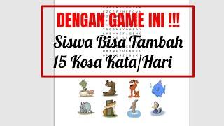 Game Edukasi Menambah Kosa Kata Bahasa Inggris screenshot 4