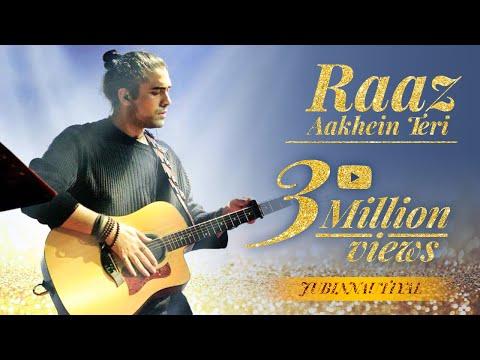Raaz Aakhein Teri live by Jubin Nautiyal Live@Saavn |