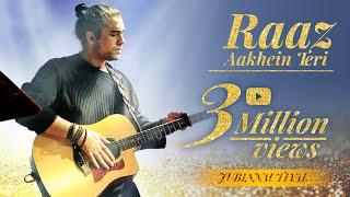 Raaz Aakhein Teri live by Jubin Nautiyal Live@Saavn | thumbnail