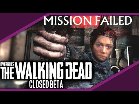 OVERKILL's The Walking Dead: First Impressions (CLOSED BETA) thumbnail