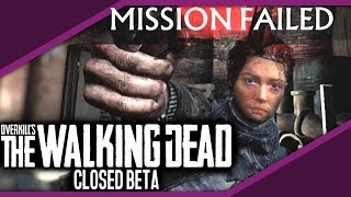 OVERKILL's The Walking Dead: First Impressions (CLOSED BETA)