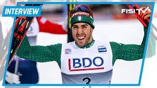 Federico Pellegrino: 'Oggi è andata molto bene'
