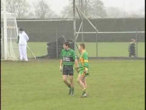 2006 Leinster Junior Football Final John Kelly goal