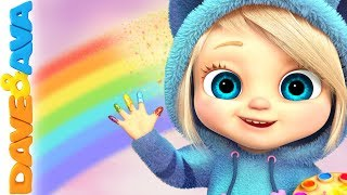 Gambar cover 😍 Nursery Rhymes & Baby Songs | Nursery Rhymes and Songs for Kids from Dave and Ava 😍