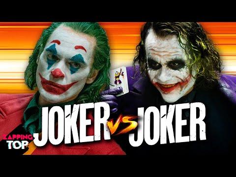 JOKER (Joaquin Phoenix) Vs JOKER (Heath Ledger) ¿Quién Es El Mejor? 🆚🃏