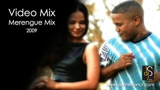 DJ Esteban - Merengue Mix (CD: Cumbia-Salsa-Merengue Vol.2) (2009)