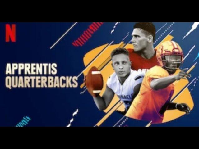 NETFLIX : Apprentis Quarterbacks