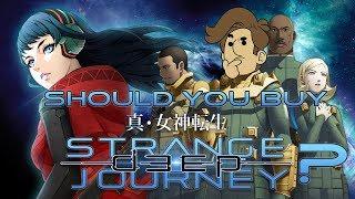Should You Buy Shin Megami Tensei: Strange Journey Redux?
