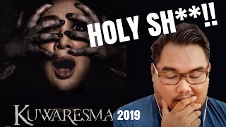 WOW! Kuwaresma Movie 2019 / Movie Review + Reaction! NEW TAGALOG HORROR MOVIE TRAILER REVIEW