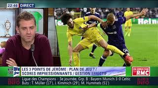 After Foot du mercredi 18/10 – Partie 1/4 - Debrief de Anderlecht/PSG (0-4)