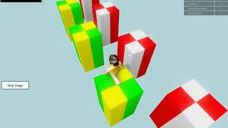ROBLOX OBBY challenge (nu muri!)