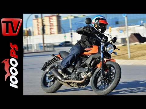 video ducati scrambler sixty2 testfahrt onboard sound. Black Bedroom Furniture Sets. Home Design Ideas